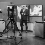 Terry Thomas finishing sports,  Don MacDonald on weather and Pete Emmerson at the news desk