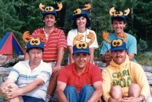 Camp Cariboo Crew
